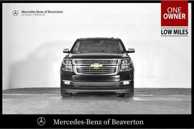 Pre-Owned 2015 Chevrolet Tahoe 4WD 4dr LTZ