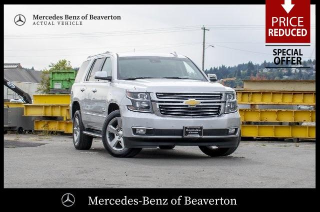 Pre-Owned 2018 Chevrolet Tahoe 4WD 4dr Premier