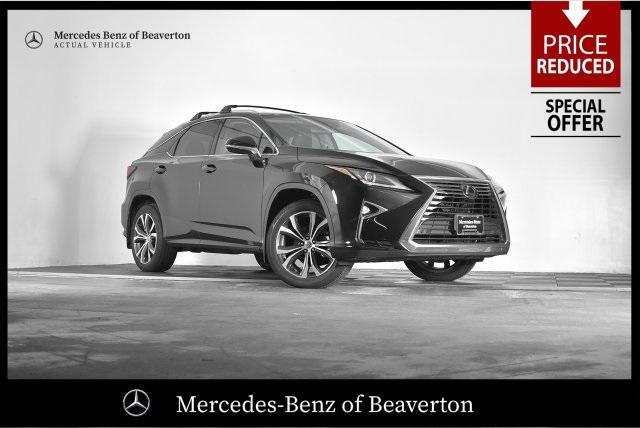 Pre-Owned 2017 Lexus RX RX 350 AWD