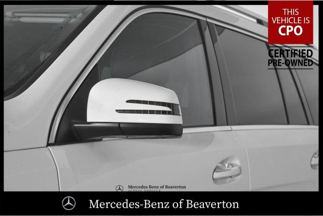 Certified Pre-Owned 2016 Mercedes-Benz GL GL 550