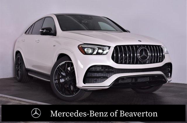 New 2021 Mercedes-Benz GLE AMG® GLE 53 4MATIC® Coupe