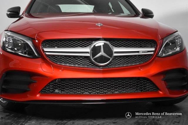 Pre-Owned 2019 Mercedes-Benz C-Class AMG® C 43 4MATIC® Sedan