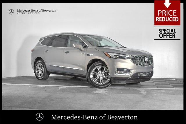 Pre-Owned 2018 Buick Enclave AWD 4dr Avenir