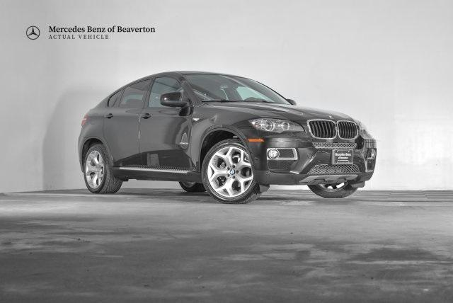 Pre-Owned 2014 BMW X6 AWD 4dr xDrive35i