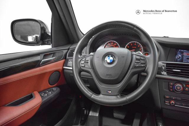 Pre-Owned 2014 BMW X3 AWD 4dr xDrive35i