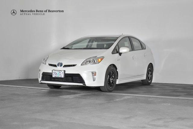 Pre-Owned 2013 Toyota Prius 5dr HB Two