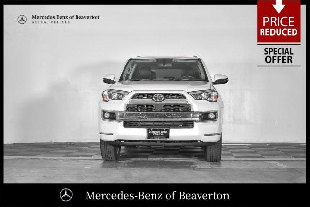 Pre-Owned 2017 Toyota 4Runner Limited 4WD