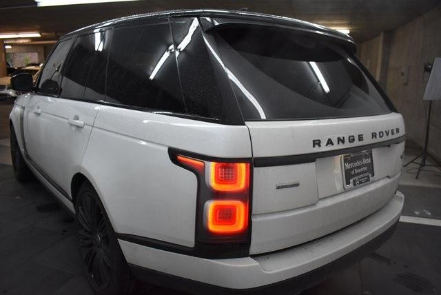 Pre-Owned 2019 Land Rover Range Rover V8 Supercharged SWB