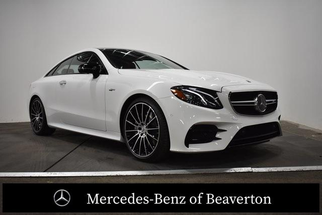 New 2020 Mercedes-Benz E-Class AMG® E 53 4MATIC+ Coupe