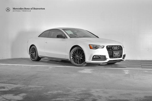 Pre-Owned 2017 Audi A5 2.0 TFSI Sport Tiptronic