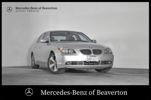 Pre-Owned 2006 BMW 5 Series 525xi 4dr Sdn AWD