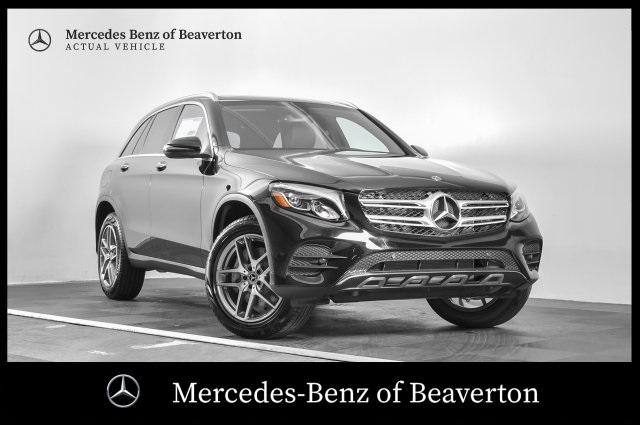 Pre-Owned 2019 Mercedes-Benz GLC 300 AWD 4MATIC®