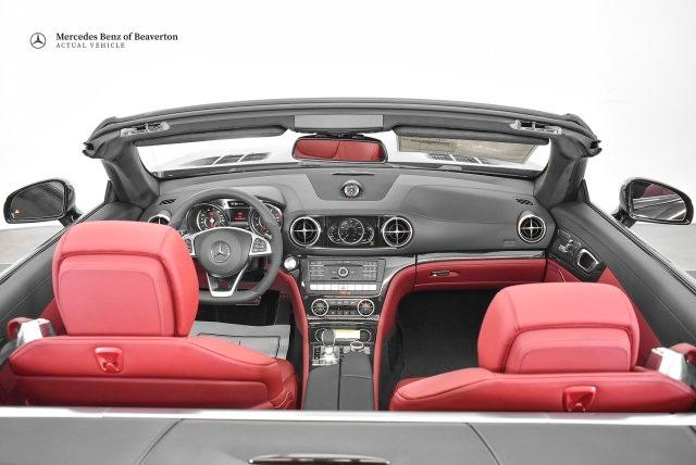 New 2019 Mercedes-Benz SL SL 550 Roadster