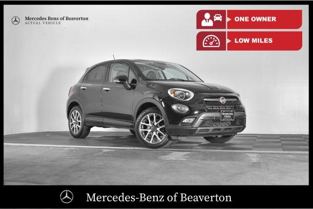 Pre-Owned 2016 FIAT 500X AWD 4dr Trekking Plus