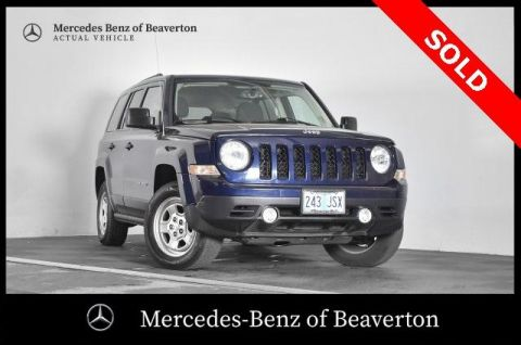 Pre-Owned 2016 Jeep Patriot 4WD 4dr Sport