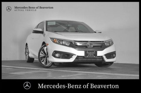 Pre-Owned 2018 Honda Civic EX-L CVT