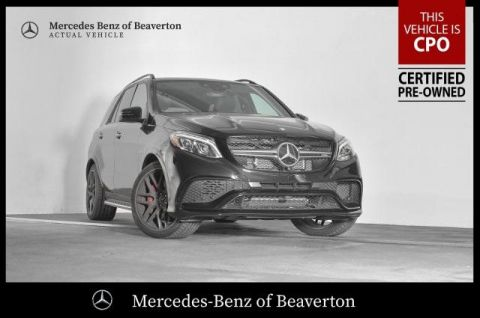 Certified Pre-Owned 2017 Mercedes-Benz GLE AMG® GLE 63 S 4MATIC® SUV