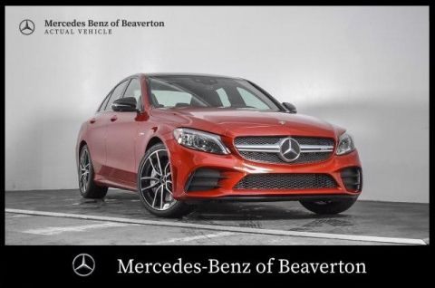 Pre-Owned 2019 Mercedes-Benz C-Class AMG® C 43 Sedan