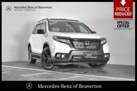 Pre-Owned 2019 Honda Passport Elite AWD
