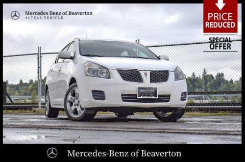 Pre-Owned 2009 Pontiac Vibe 4dr HB AWD