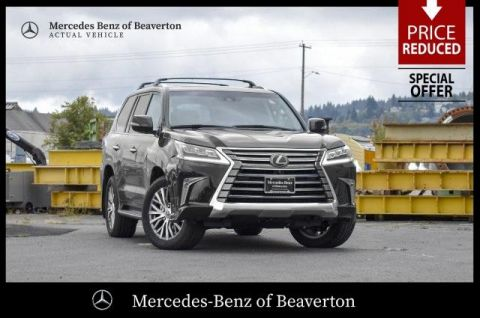 Pre-Owned 2019 Lexus LX LX 570 Two Row 4WD