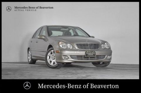 Pre-Owned 2005 Mercedes-Benz C-Class C 320