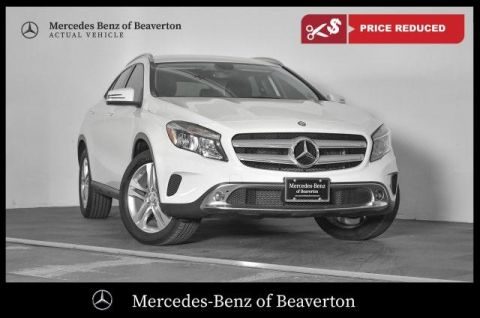 Pre-Owned 2015 Mercedes-Benz GLA 4MATIC® 4dr GLA 250