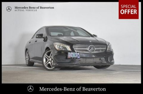 Pre-Owned 2015 Mercedes-Benz CLA CLA 250 Coupe